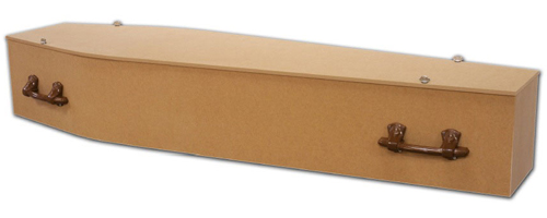 economy coffin for low cost funerals