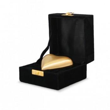 heart shaped cremation keepsake or cremation urns