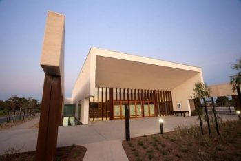 Oakdale Funerals Bunurong Memorial Park - Cirrus Reflection Space