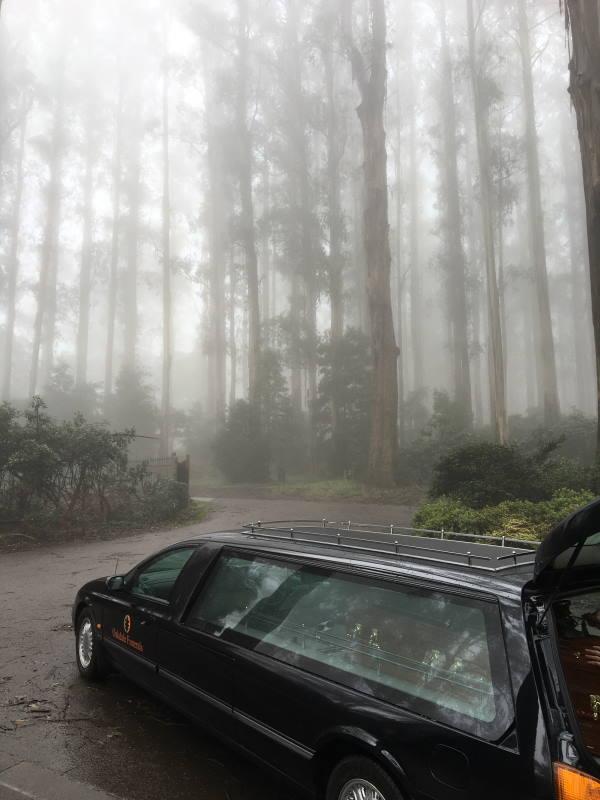Funerals in Mist at Olinda Oakdale Funeral Directors