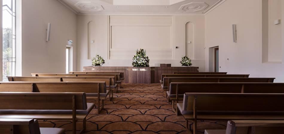 Oakdale Funeral Directors Springvale Memorial Park Chapel Rear