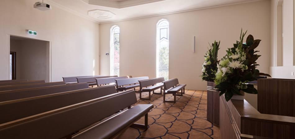 Oakdale Funeral Directors Springvale Memorial Park Chapel