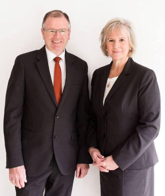 Anne and David Allison Oakdale Funeral Directors Melbourne