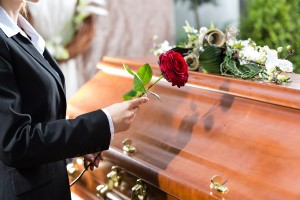 burial service costs for funeral