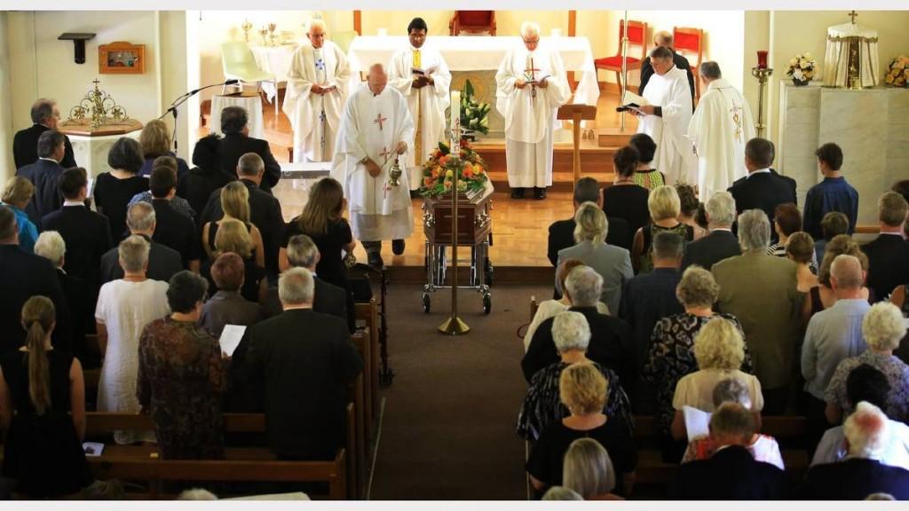 catholic funerals melbourne funeral directors