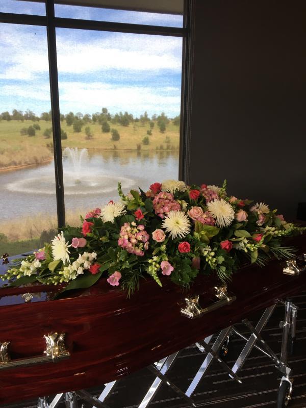 Oakdale Funerals Gardiner's Run Gold Course Funeral Service